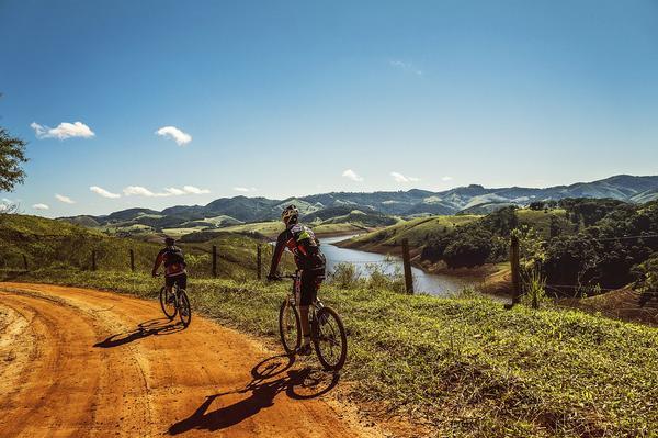 Długodystansowe wycieczki rowerowe