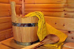Inwestycja w saunę do mieszkania