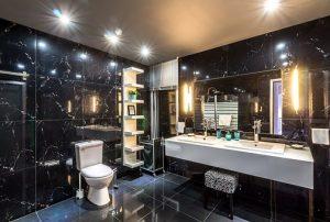 Komfortowe oświetlenie do łazienki