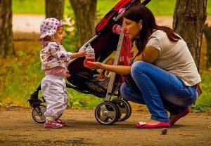 Odpowiedni wózeczek dla dziecka