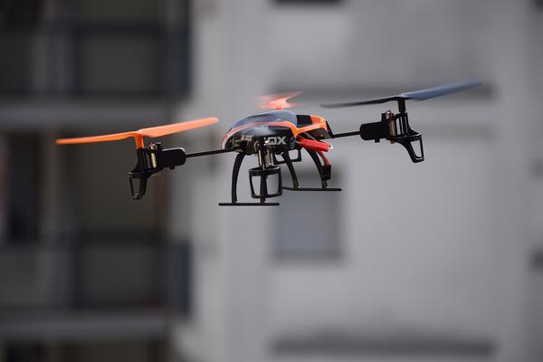 Proste drony dla początkujących