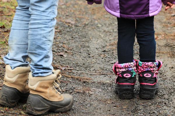 Jakie wybrać trekkingowe buty dla dzieci