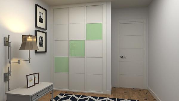 Wymiarowe szafy we wnękach