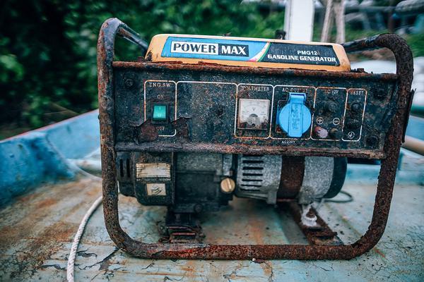 Wydajne generatory gazowe