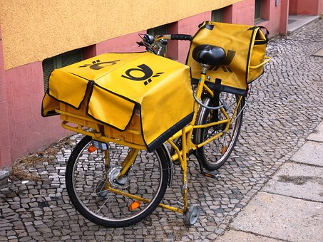 Solidny bagażnik rowerowy