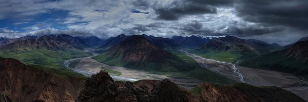 Wysoka jakość zdjęć panoramicznych