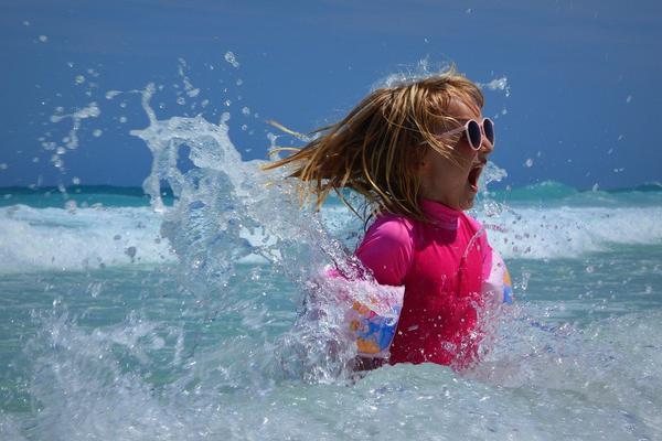 Wypoczynek nad morzem z dziećmi