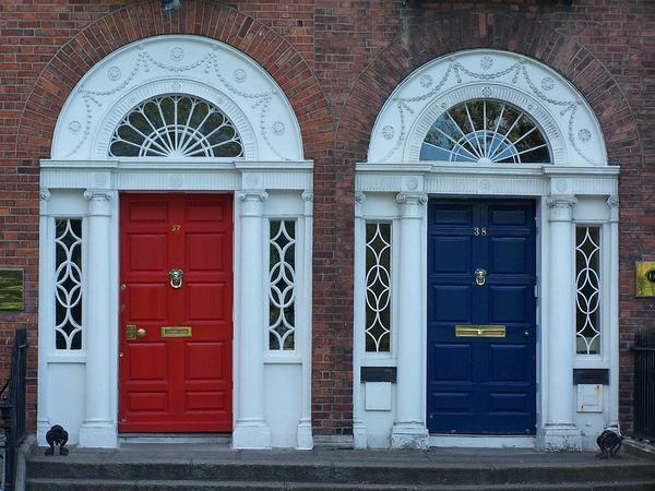 Wybór dobrych drzwi zewnętrznych