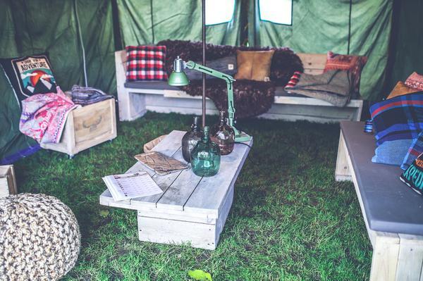 namioty sferyczne