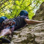 Wakacje na obozie wspinaczkowym