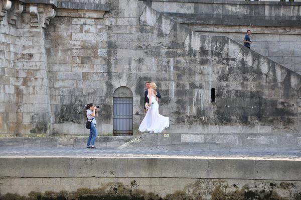 Niesamowite fotografie ślubne